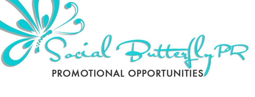 social butterly header