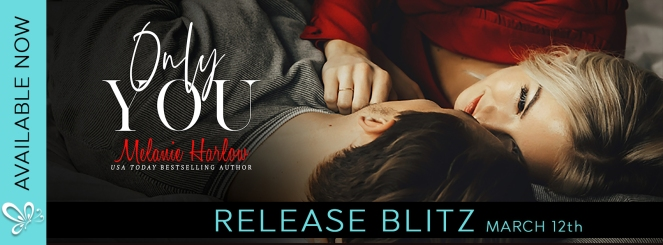 ONLY YOU RELEASE BLITZ BANNER