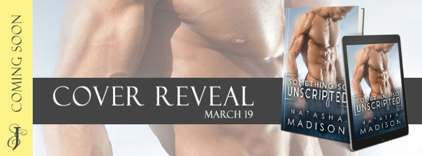 something so unscripted_cover reveal banner